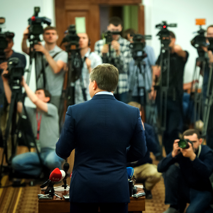 Journalist invitation image