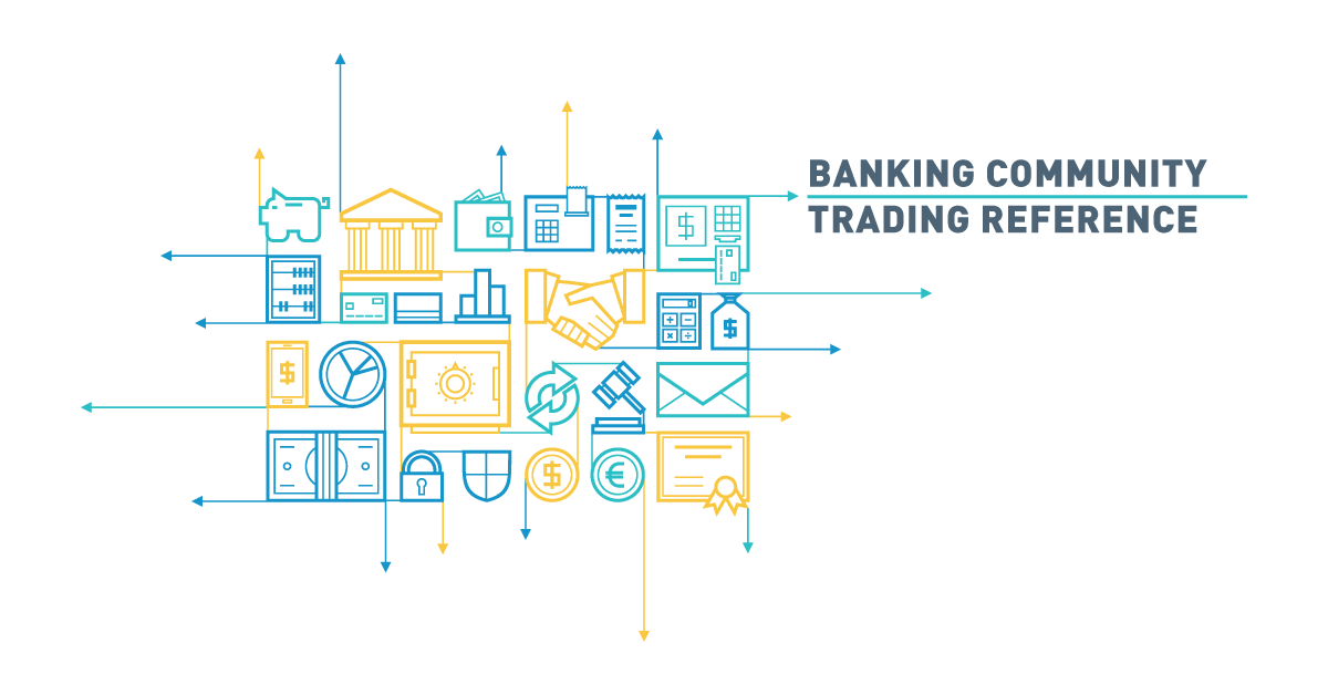 Banks can help obtain an in-depth trading reference