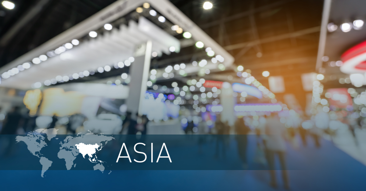 Trade Shows in Asia