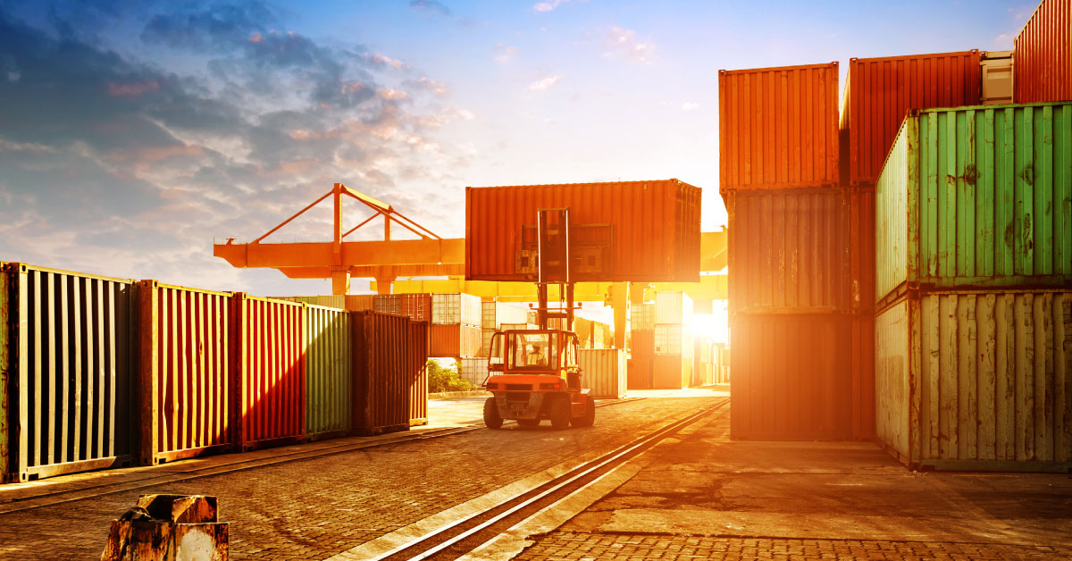 emergency agreements may be put in place to ensure flow of goods and provision