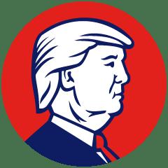 The Republicans candidate - Donald Trump
