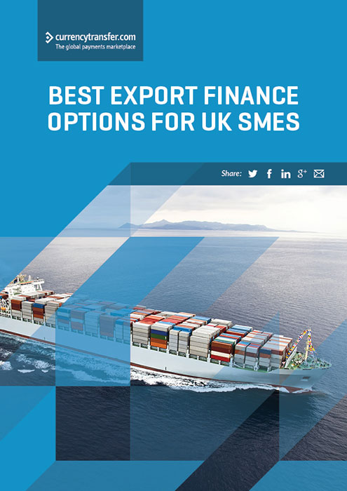 comprehensive guide to export finance options forambitious British SMEs