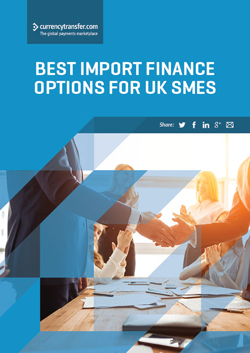 comprehensive guide to import finance options for ambitious British SMEs