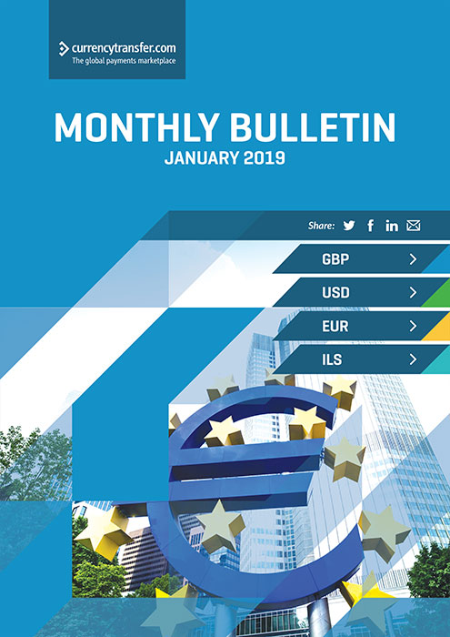 January monthly Currency Bulletin cover