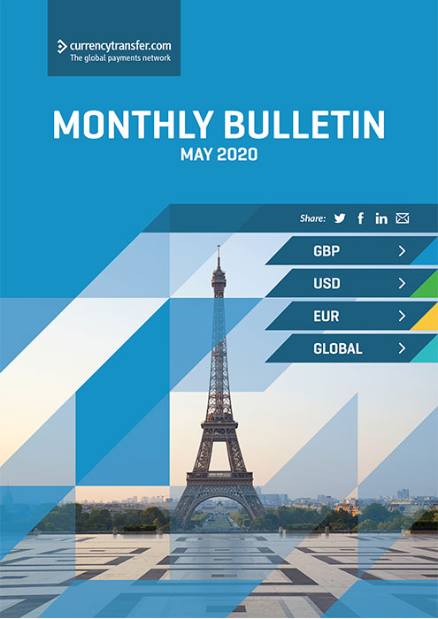 May monthly Currency Bulletin cover