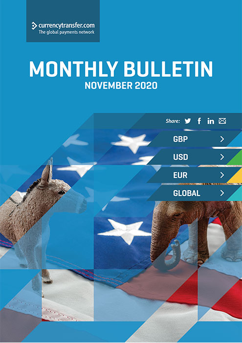 November monthly Currency Bulletin cover
