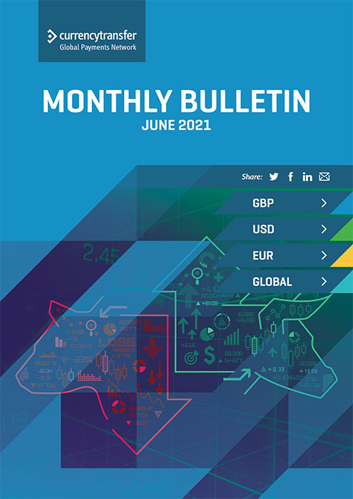 June monthly Currency Bulletin cover