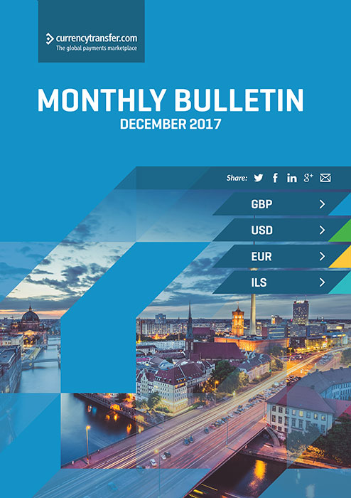 December monthly Currency Bulletin cover