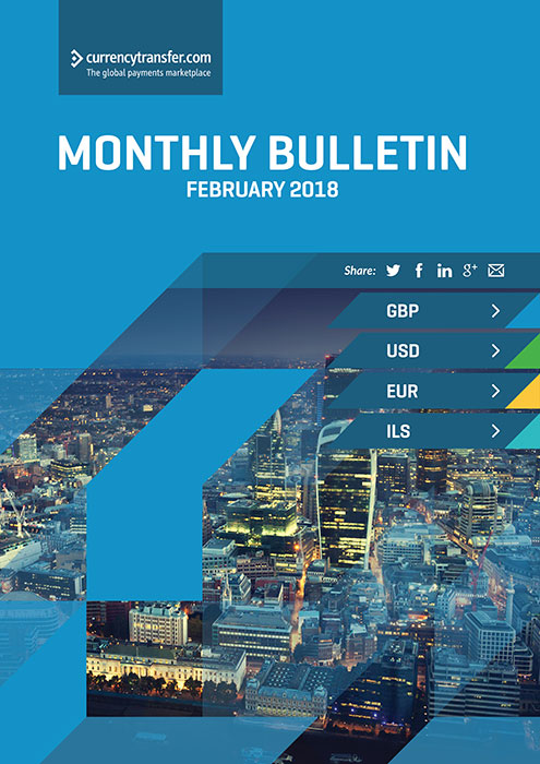 February monthly Currency Bulletin cover